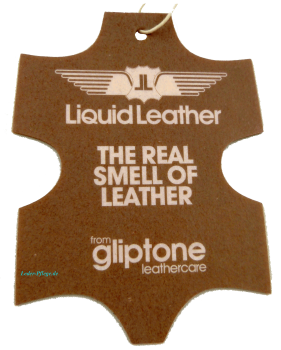 Lederduft Lufterfrischer Gliptone liquid leather