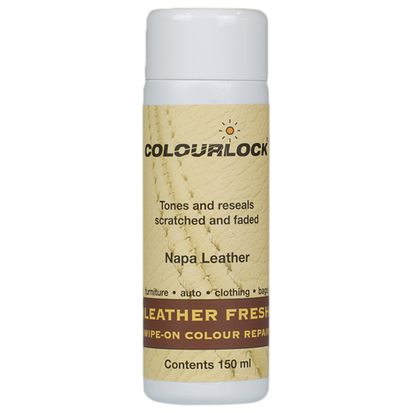 Leather Fresh 150 ml special colours (by sample) Colourlock